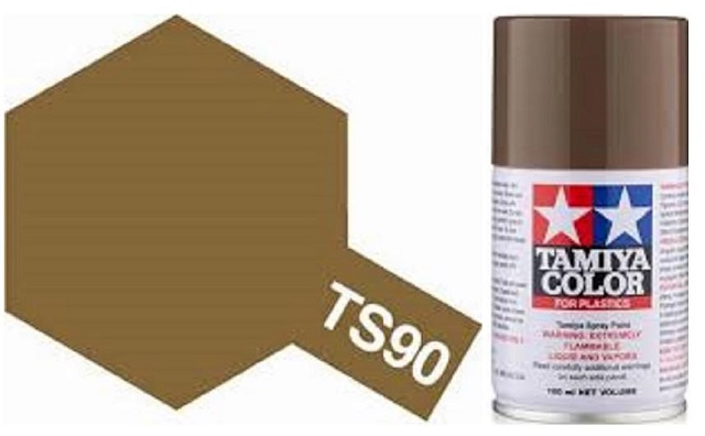 TS-90 Brown (JGSDF) - Matt - Synthetic Lacquer Paint