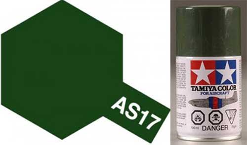 AS-17 Dark Green (IJA)