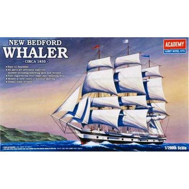New Bedford Whaler Circa 1835