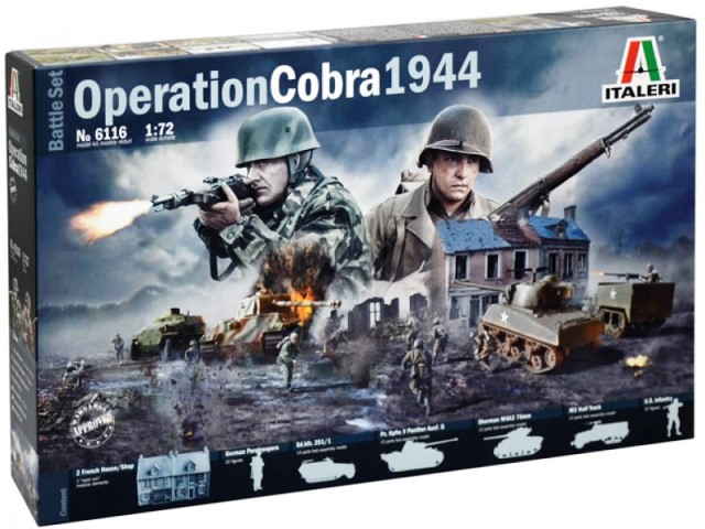 Operation Cobra 1944 - Battleset